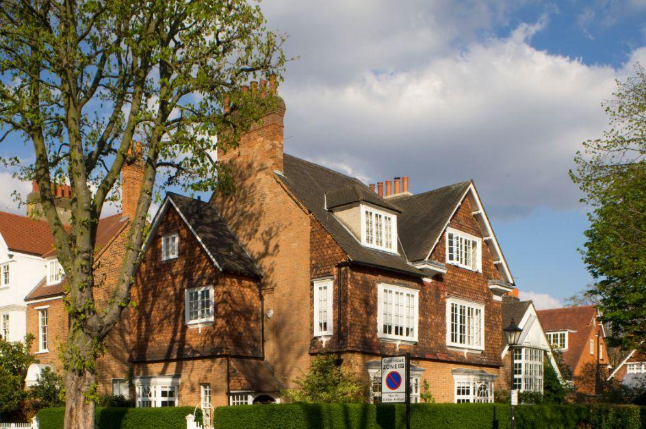 House in Rupert Rd - Ellen Rooney