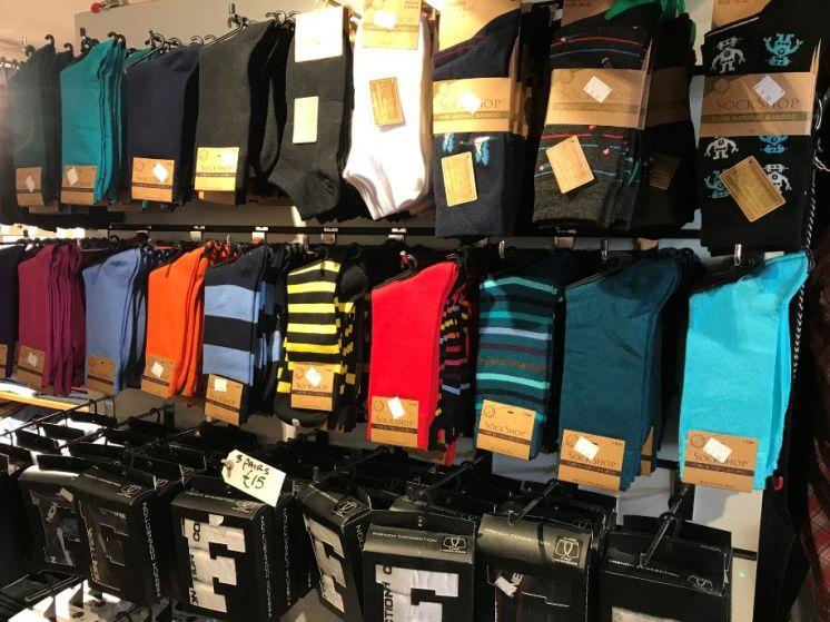 LA Menswear socks_web