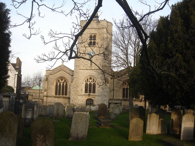 St Nicholas Church Chiswick