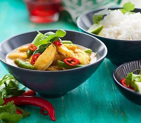 TOR Thai bistro food 2