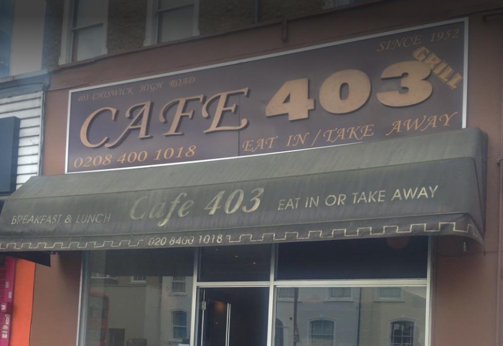 403 cafe