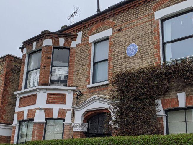 patrick hamilton house