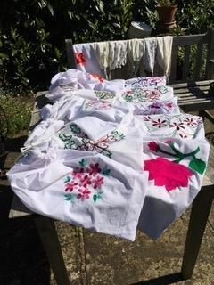 Bangladeshi pillowcases