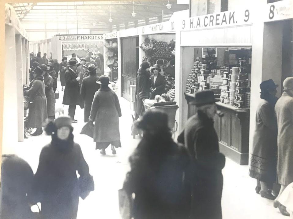 Chiswick Indoor Market