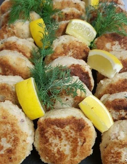 Grove Park Deli - fish cakes