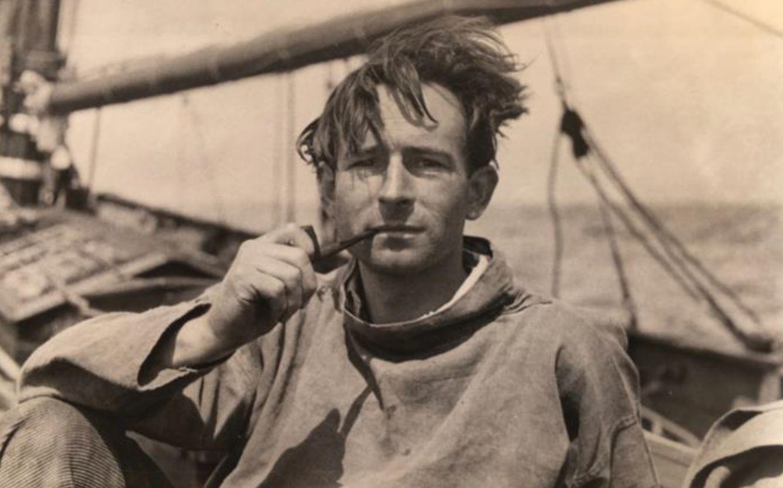Hugh Cronin auction - portrait