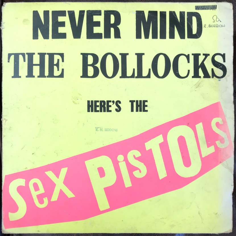 29 May post - Sex Pistols