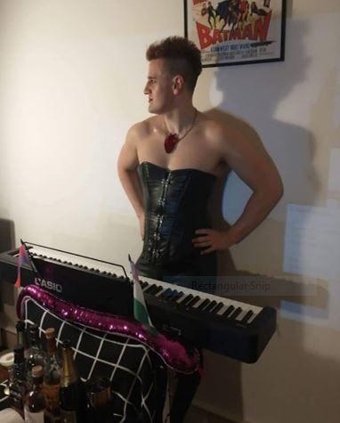 Eurovision home DJ