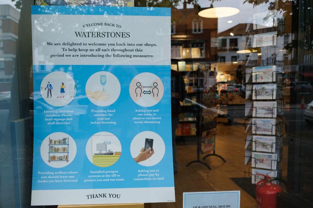 15 June shops open - Watersones window_web