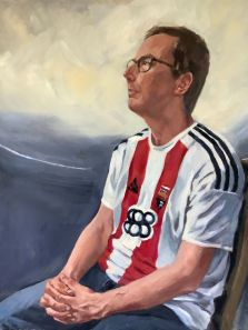 Barbara Jarman - Brentford Supporter of The Beautiful Game