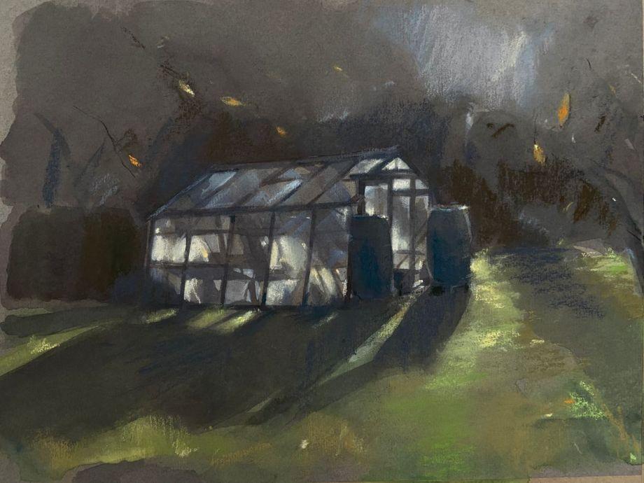 Christine Berrington - Hidden Greenhouse