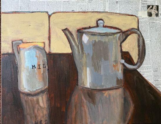 Emily Marbach - Cafe, A Fond Memory