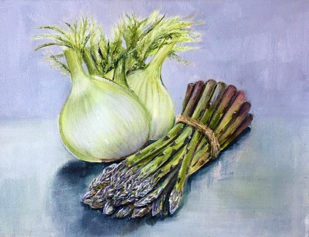 Fennel & Asparagus