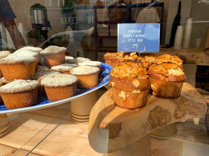 Fortitude Bakehouse 10 Moroccan Honey & Almond little buns