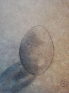 Lourdes Cid-Sheather - Brown Speckled Egg