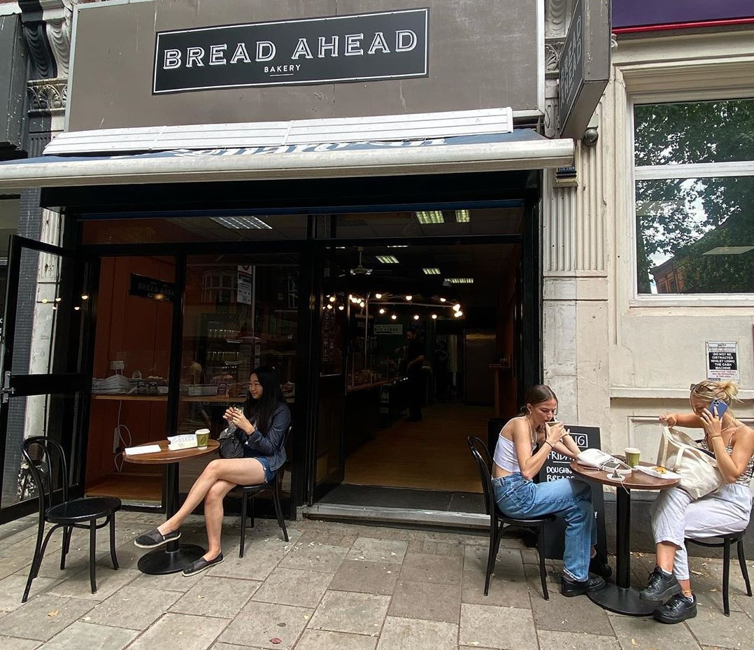 Bread Ahead Chiswick - Copy