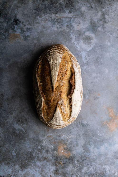 Bread Ahead- loaf 1