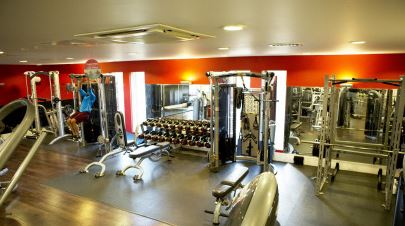 New Chiswick Pool gym