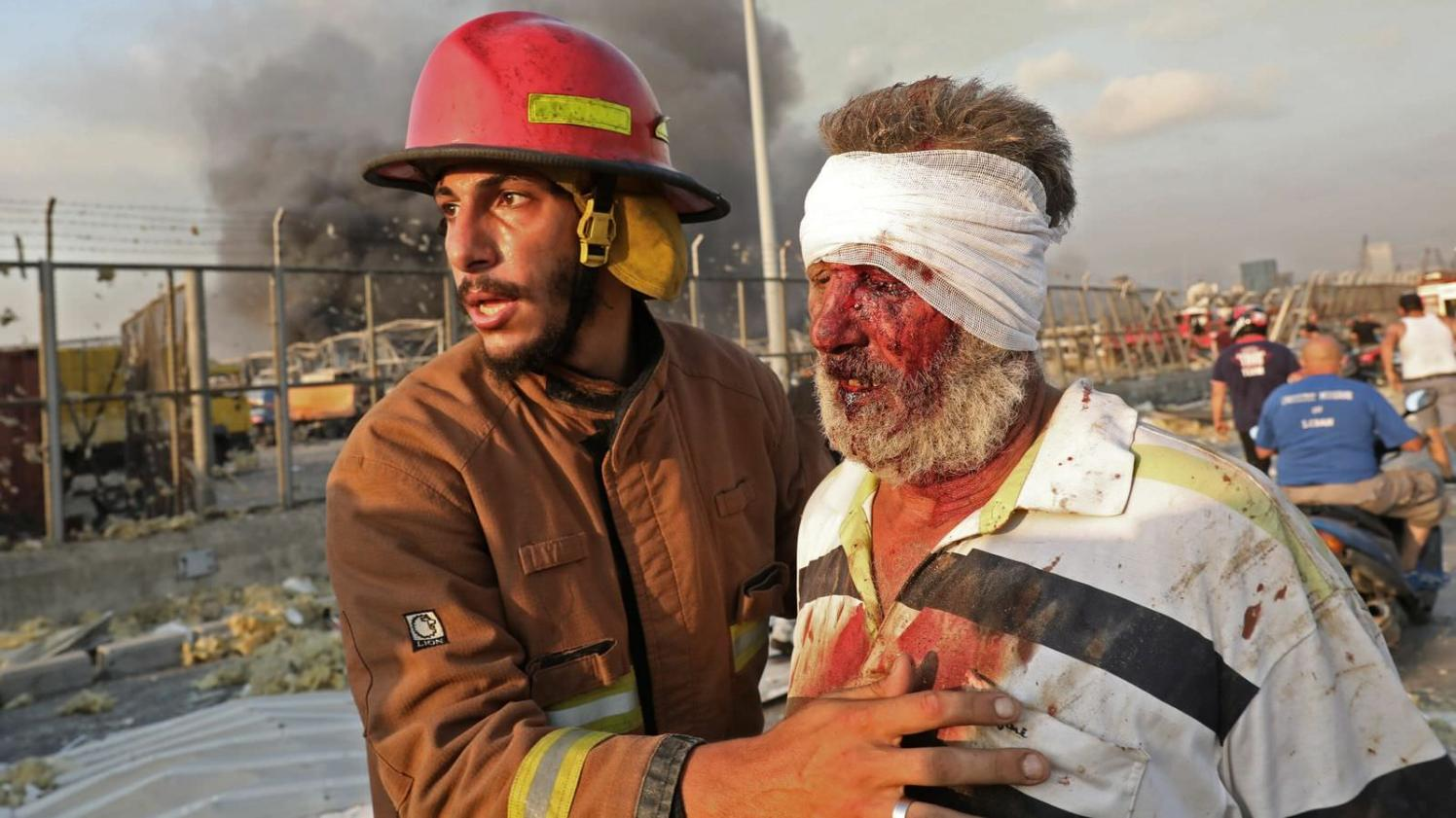 11 August skynews-beirut-explosion-aftermath_5058181