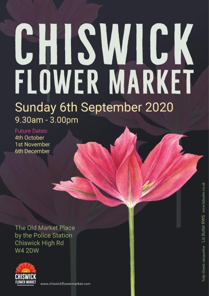 Chiswick Flower Market poster_web
