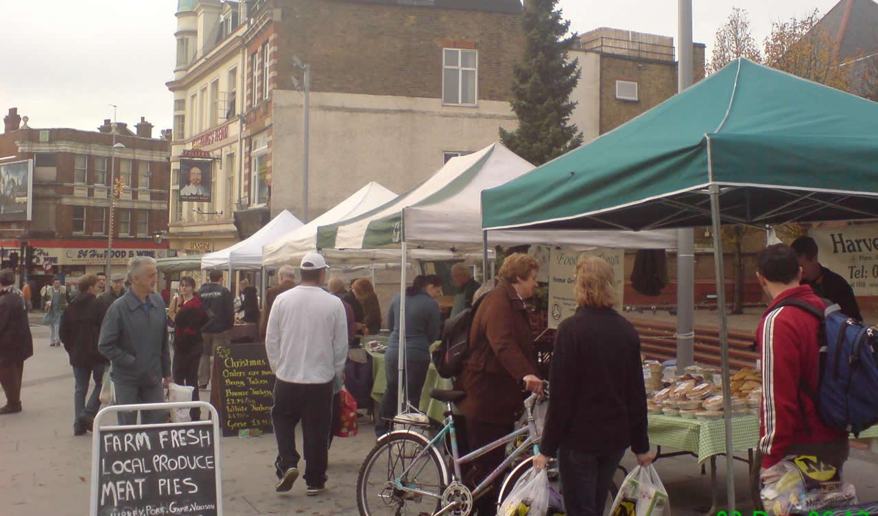 Acton market