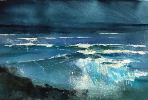 Atlantic Ocean - Jill Spearman