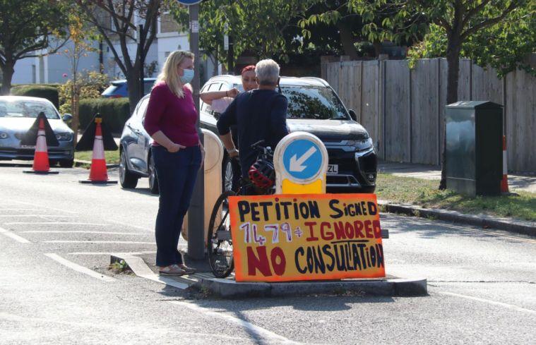 Staveley Rd protest 7 - Andrea Carnevali