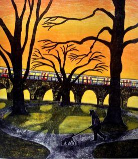 The Last Dog Walker - Rachel Busch