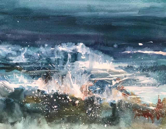 Sea Study - Jill Spearman
