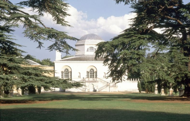 Chiswick House, Cedars of Lebanon c. Clive Boursnell - Copy_web