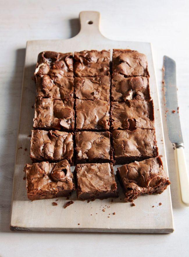 Flexible Family Cookbook_Flexible Chocolate Brownies_web