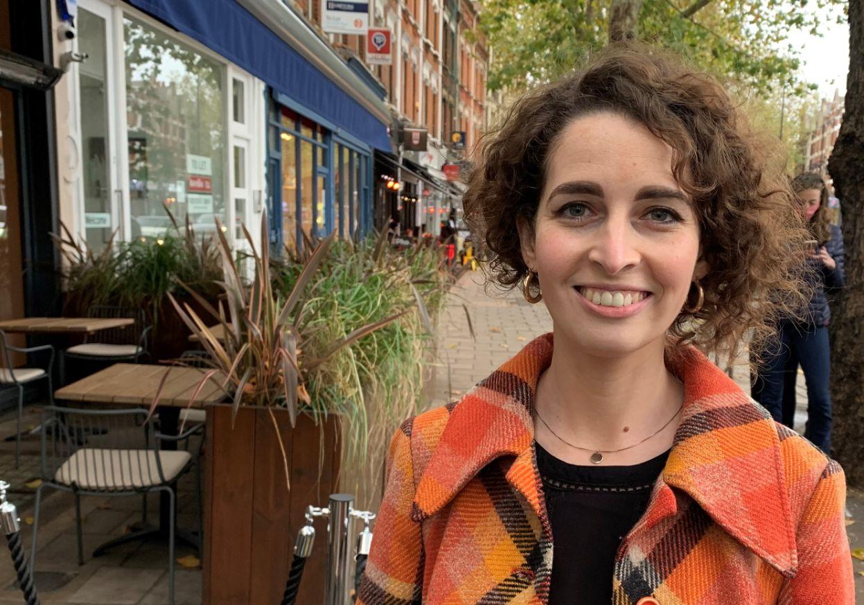 Luisa Porritt, Lib Dem mayoral candidate_web