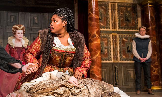 Hamlet - Globe theatre
