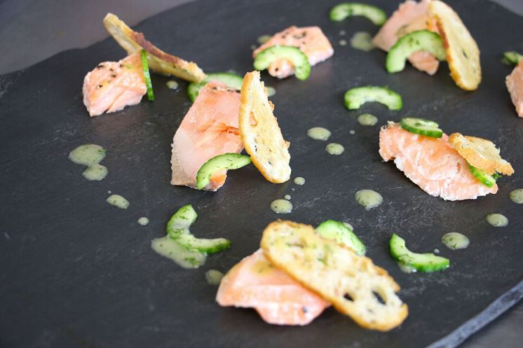 Smoked salmon with dill and smoked tuile crisp_web