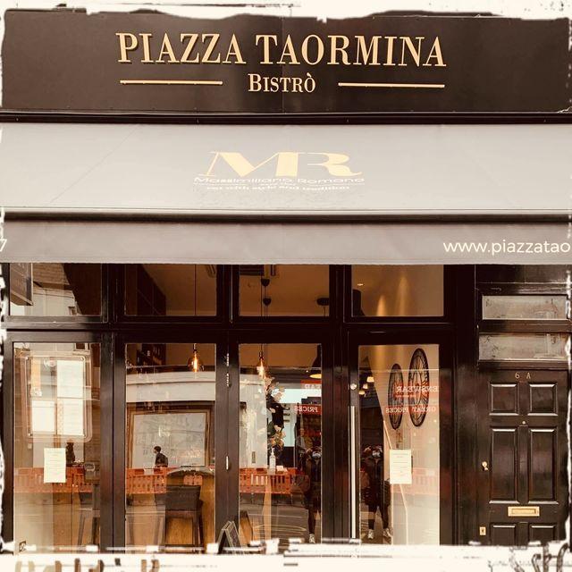 pizza taormina
