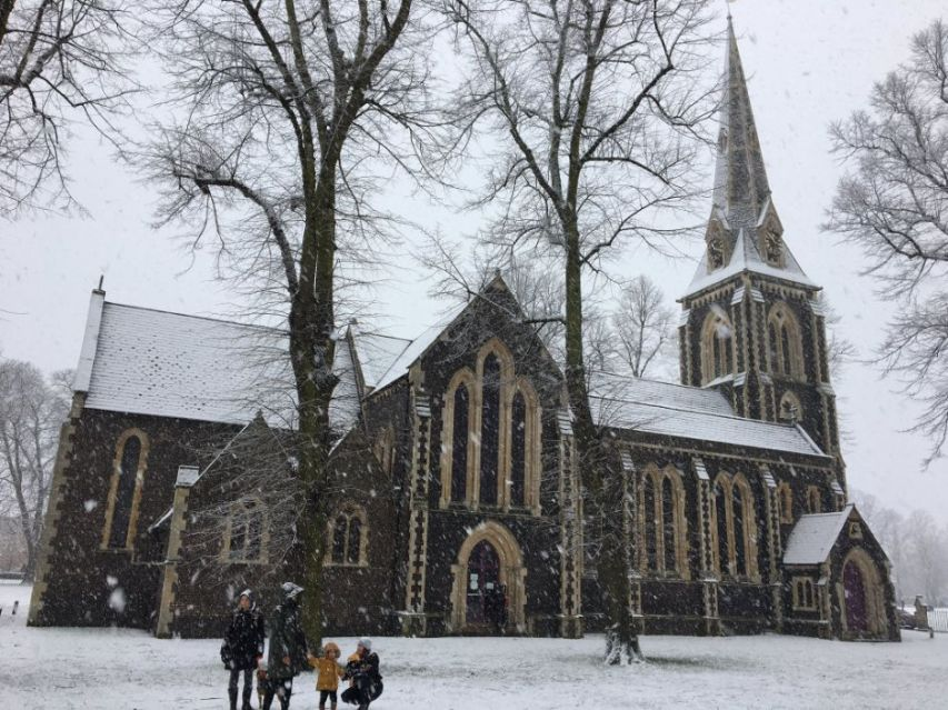 Christ Church Turnham Green - Tim Cole