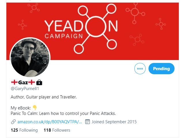 Yeadon campaign