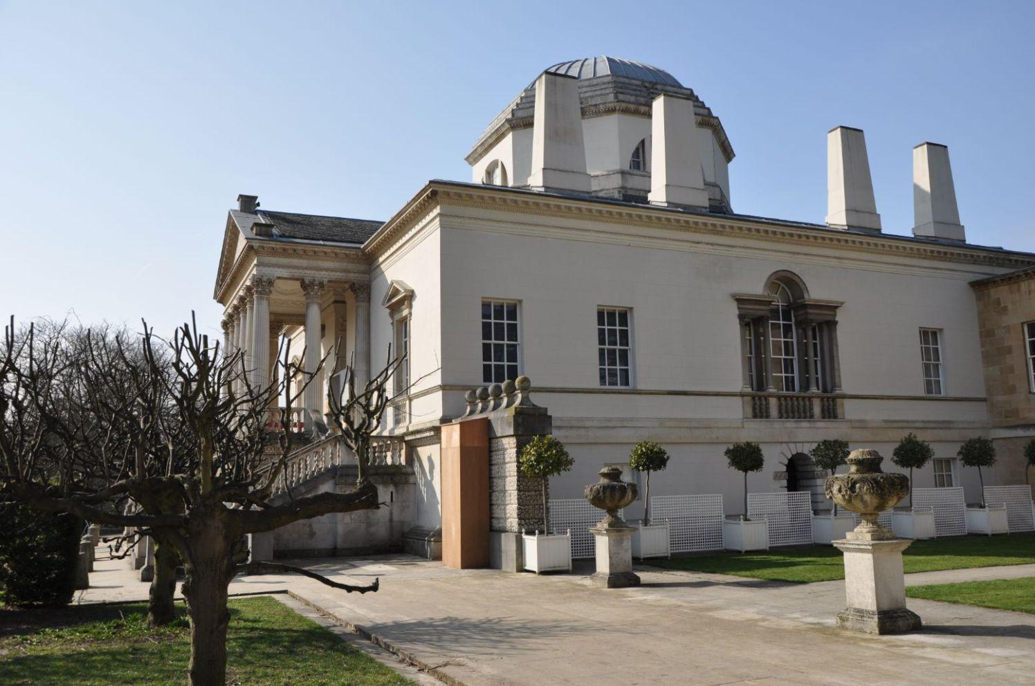 Chiswick House - Jennifer Griffiths
