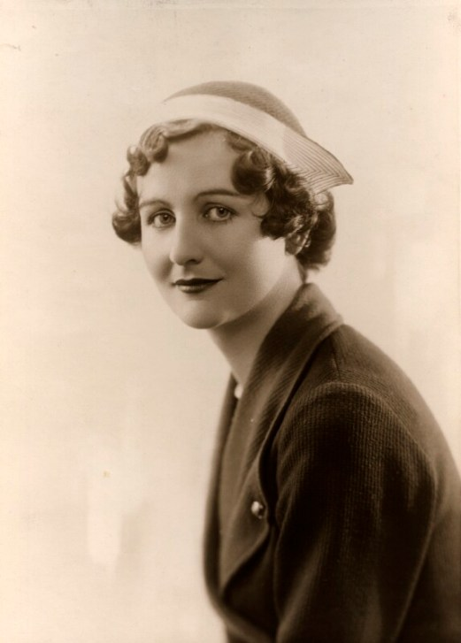 Nancy-Mitford by Bassano Ltd 3 October 1932