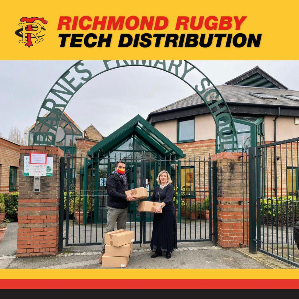 Peter Scott, Richmond Rugby Club at a school (1)_web