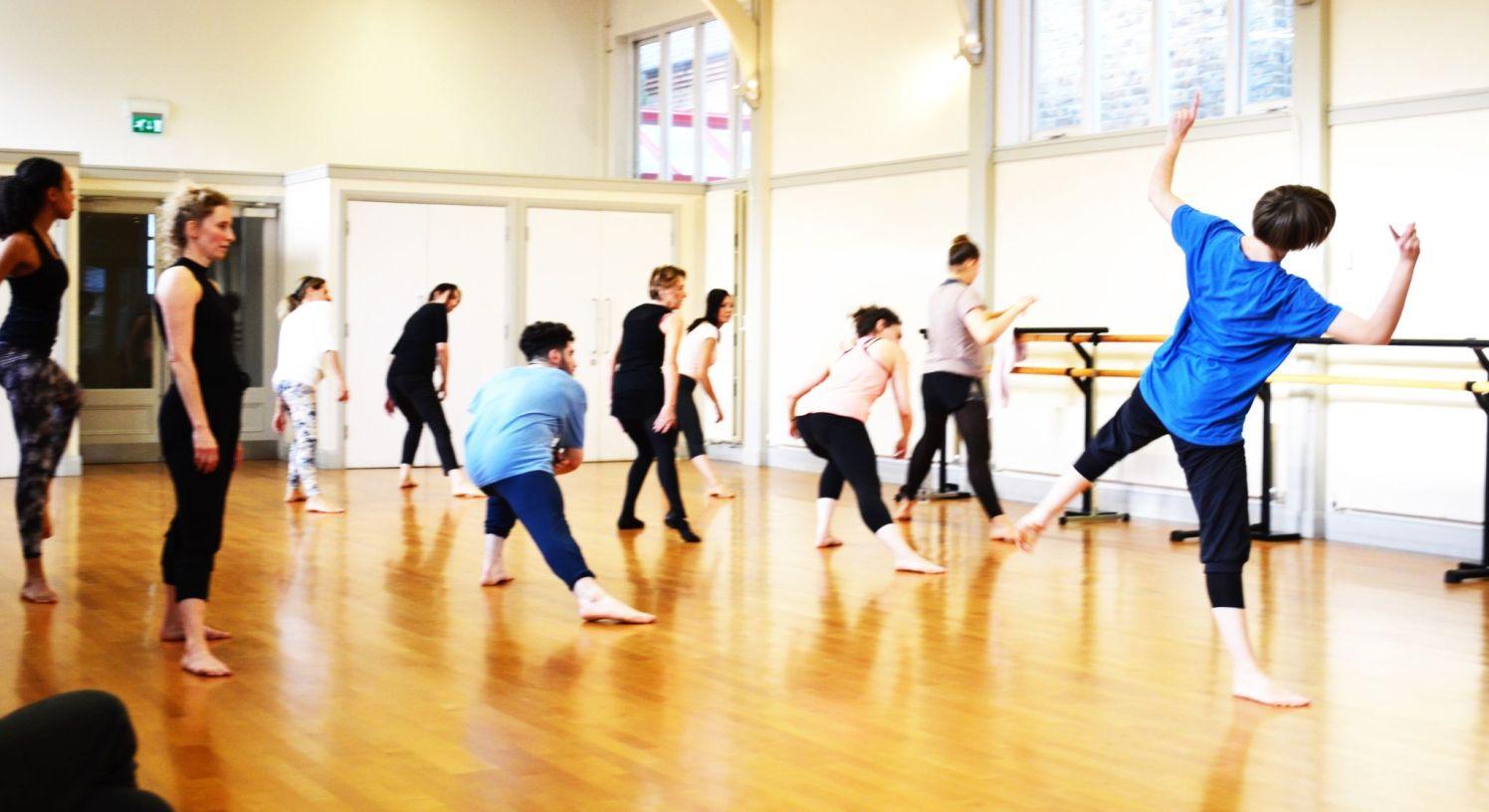 Ballet4Life class 2