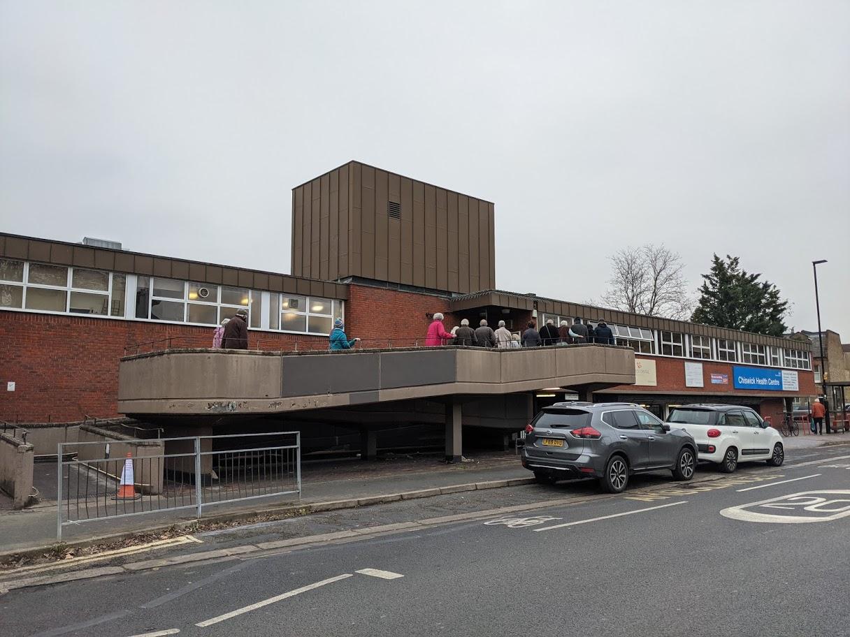 Chsiwick Health Centre