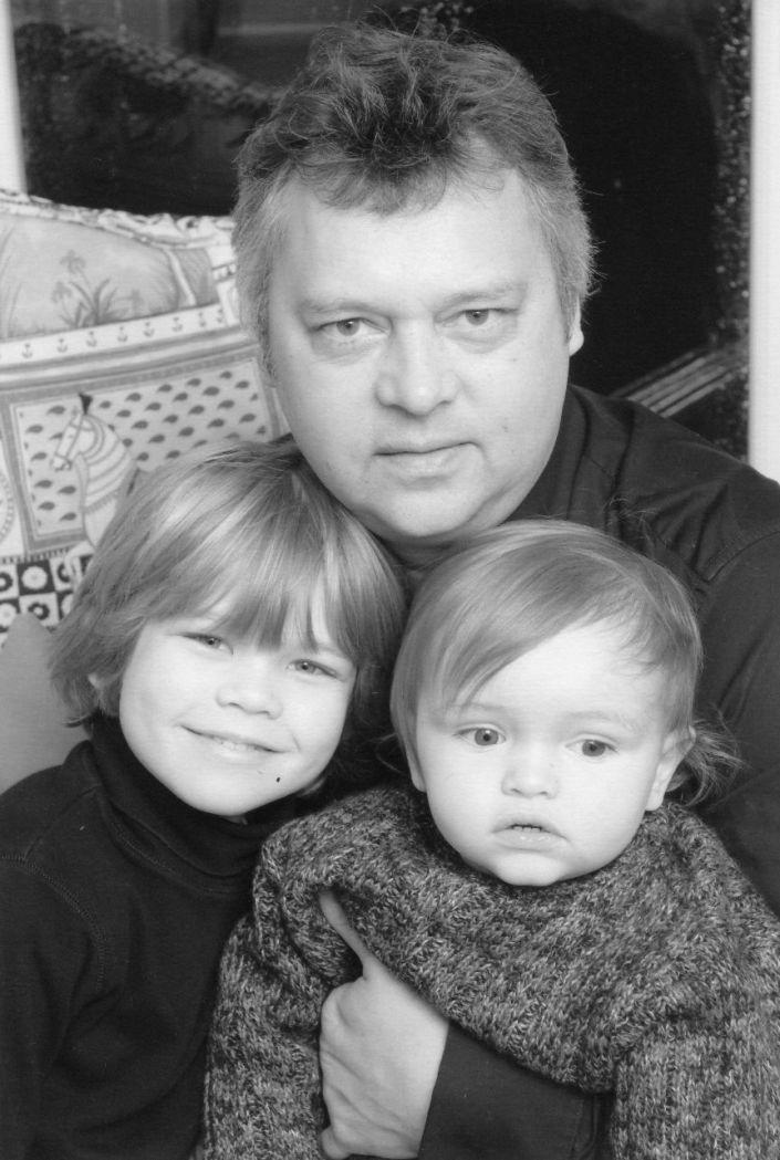 David Stewart - with Tommy & Jake_web