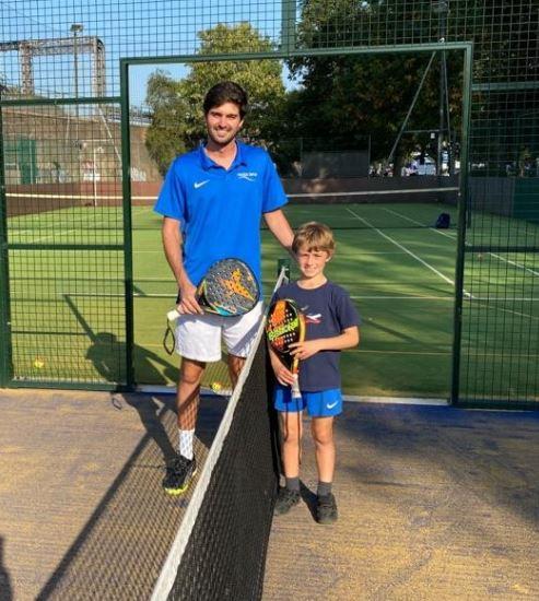Rocks Lane Padel tennis