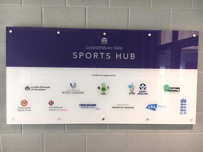 Gunnersbury Park Sports Hub Funding