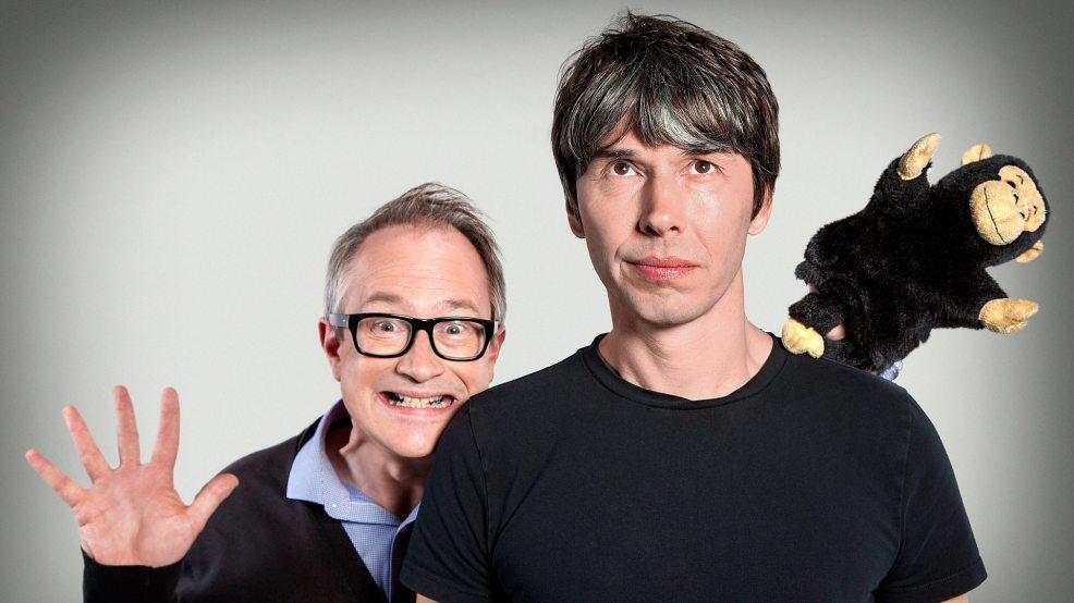 Brian Cox & Robin Ince
