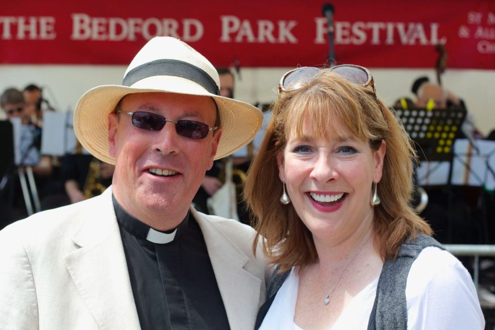 Green Days - Fr Kevin and Phyllis Logan