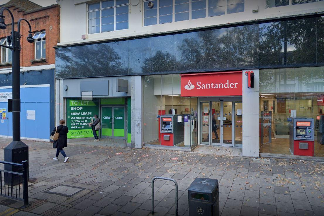Santander Chiswick