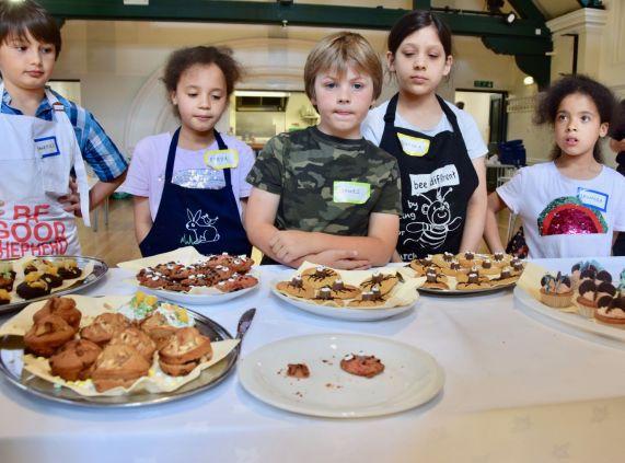 Children's bake-off 3