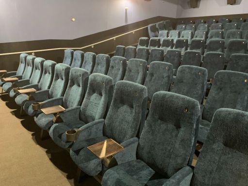 Chiswick Cinema Screen 2 seating_web